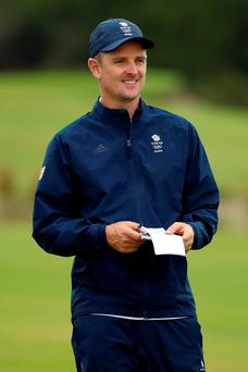 Tee time: Justin Rose can't wait to savour Olympic experience