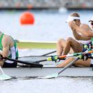 The O'Donovan brothers are Ireland's first medallists of the Rio Games