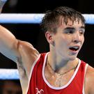 Michael Conlan is into the quarter-finals of the Olympic bantamweight competition in Rio