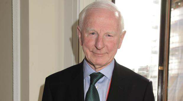 File photo dated 1/8/2012 of Patrick Hickey, President of the Olympic Council of Ireland, who has stepped aside from his role after being arrested in Brazil as part of an investigation into the alleged illegal sale of tickets for the Rio games.
