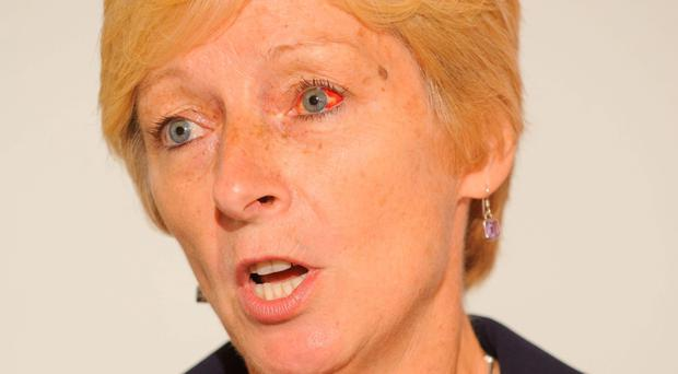 UK Sport chief executive Liz Nicholl