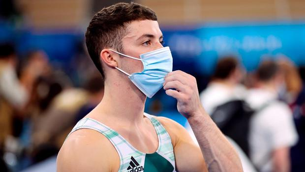 Rhys McClenaghan suffered heartbreak at both the Olympic Games and the World Championships. Pic: INPHO/James Crombie