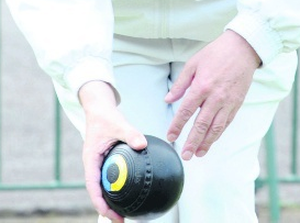 Simon Bell is hoping lightning can strike twice as Irish Bowling Association Senior Cup holders Larne put their trophy on the line in a mouth-watering second round meeting at Belmont today. (stock photo)