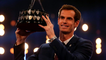 Great Scot: Andy Murray won the overall Sports Personality of the Year