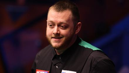 Mark Allen is back in action after his Northern Ireland Open win. (Photo by George Wood/Getty Images)