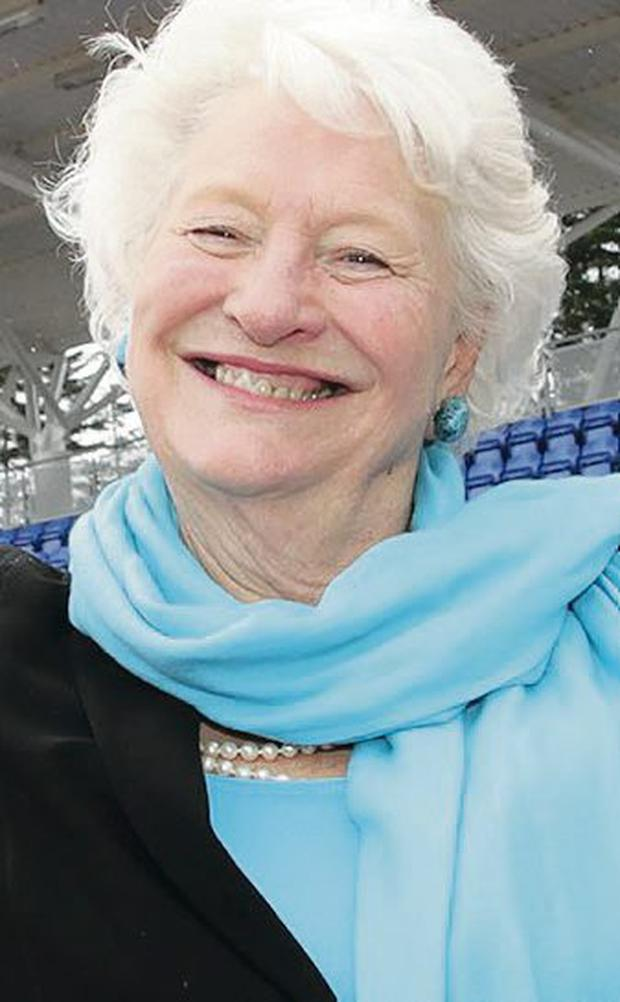 Dame Mary Peters