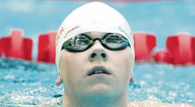 Choppy waters: Sycerika McMahon has suffered a cruel blow
