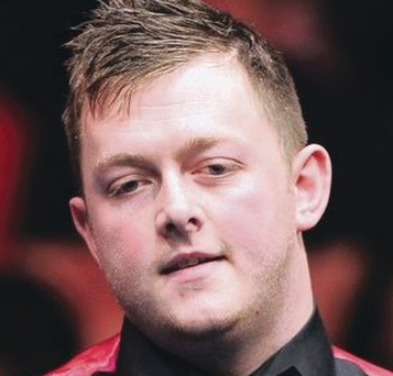 On cue: Mark Allen was on top form in Germany