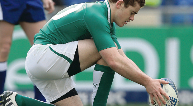 Paddy Jackson is learning all the time with Ulster and Ireland