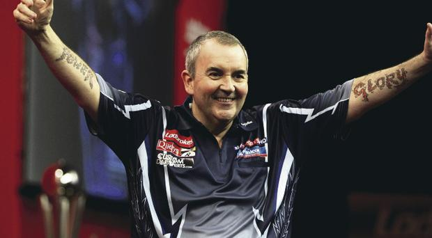 Phil Taylor starts bid for 17th world title tonight