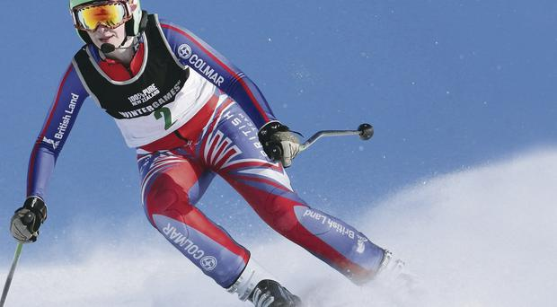 Kelly Gallagher looks set to be picked for the Great Britiain team in Sochi