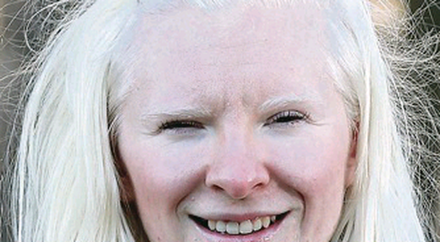 Kelly Gallagher clinched a third gold yesterday