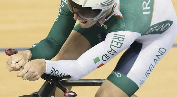 Martyn Irvine will not get to compete on home soil