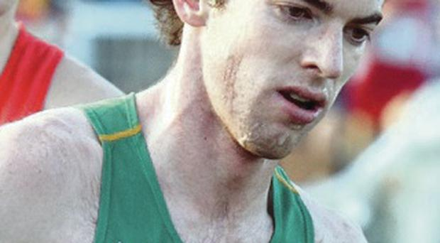 Swift half: Paul Pollock runs for Ireland in World Half Marathon