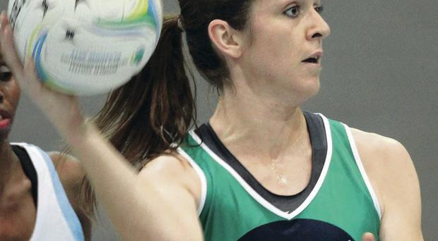 Majestic centre Caroline O'Hanlon pulled the strings superbly and Noleen Lennon clinically nailed the chances created, netting 33 of her shots at goal
