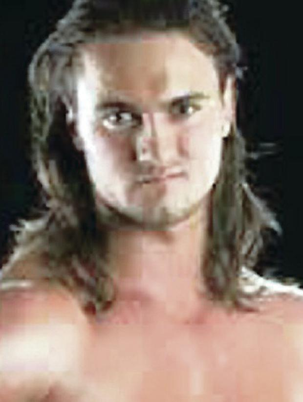 Highly rated: Drew McIntyre will compete at the Europa Hotel