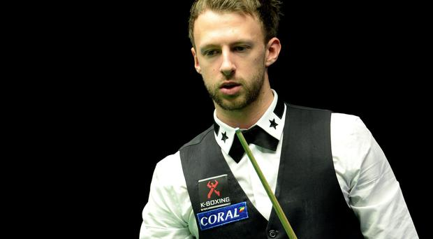 100 club: Judd Trump made three centuries in his 6-3 win