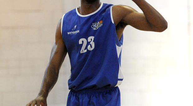 High scoring: Ricky Taylor notched 32 points for Star