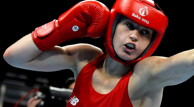 Gold hunt: Katie Taylor says she's still hungry for titles