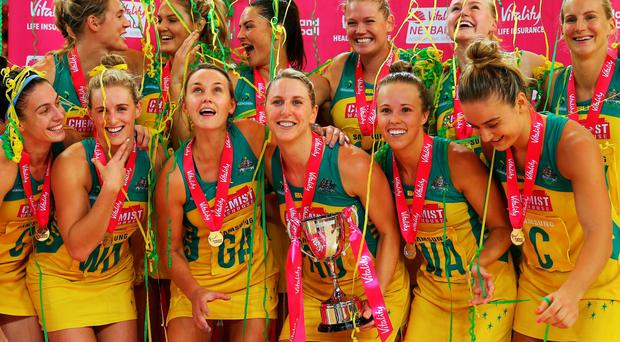 Australia complete a clean sweep of wins against England