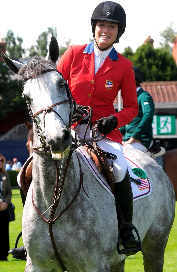 Glory days: Jessica Springsteen returns looking for repeat success at Dublin Horse Show