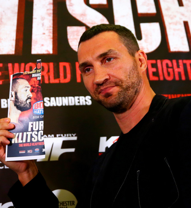 Tyson Fury v Wladimir Klitschko: Doping hearing to take place after rematch