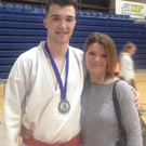 Craig Ryan and his mum Noreen