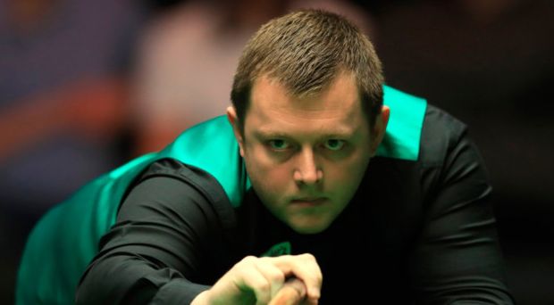 Right on cue: Mark Allen battles past John Higgins but knows he can perform better