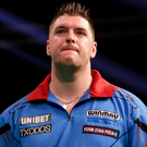 World draw: Daryl Gurney