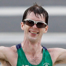 Top effort: Paul Pollock is second on Irish all-time marathon list
