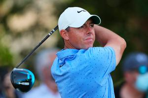 Experienced head: Rory McIlroy is hoping to improve the sport of golf