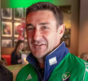 Real lift: Ireland women's coach Sean Dancer has given his approval to the new World Cup qualification process