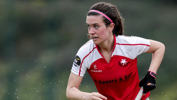 Comeback trail: Michelle Harvey is on the mend after surgery
