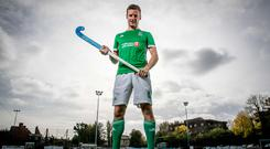 Clear message: Jonny Bell wants action from the FIH
