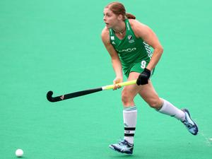 On course: Katie Mullan has no Olympic Games concerns