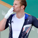 Number one: Jody Cundy hails his C4/C5 1km time trial gold