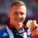 Six-time Paralympic champion David Weir