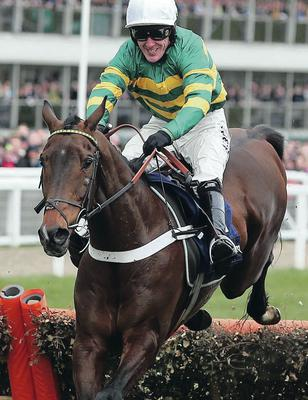My word: Tony McCoy and My Tent Or Yours have enjoyed much success