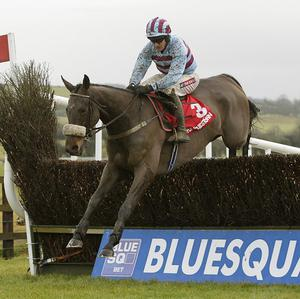 Rubi Light is being targeted at the Ryanair Chase at Cheltenham