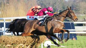 Lieutenant Colonel holds a marginal lead over Jetson at the last