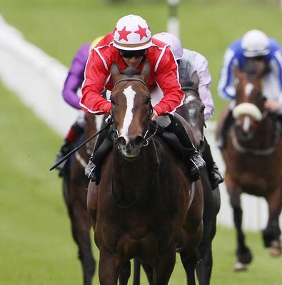True Verdict came home by two-and-a-half lengths