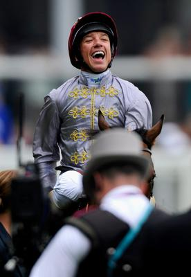Frankie Dettori has not had a ride in the Derby since 2011