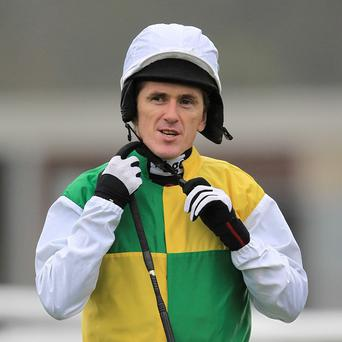 Tony McCoy delighted punters with a stunning 45-1 treble at Southwell yesterday