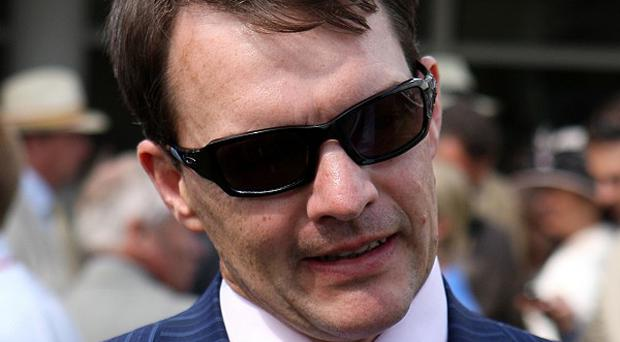 Aidan O'Brien will field two runners at Punchestown on Wednesday