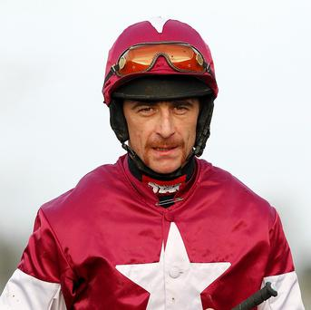 Davy Russell has been ruled out for the remainder of Cheltenham