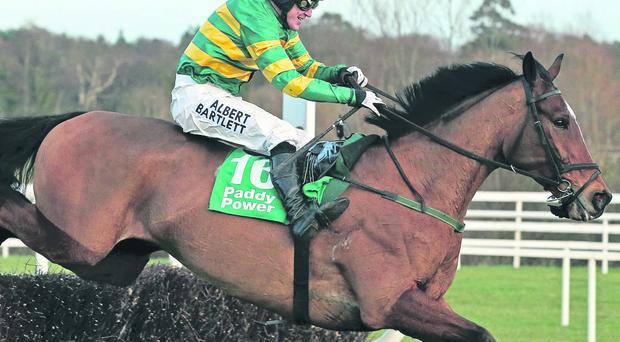 AP McCoy fancie's Colbert Station's chances in today's Grand National