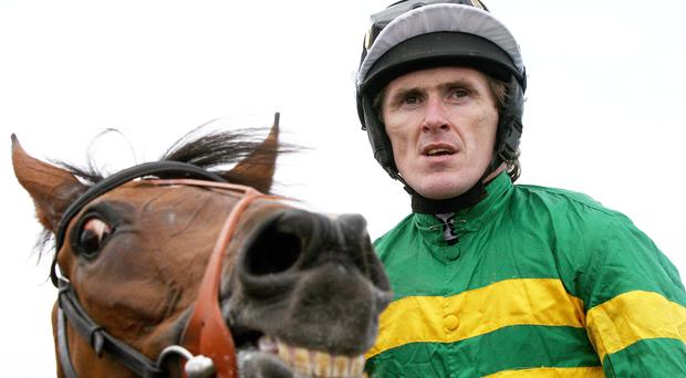 Jockey Tony McCoy