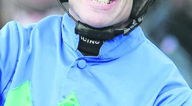 Ruby Walsh and Quevega face a big challenge