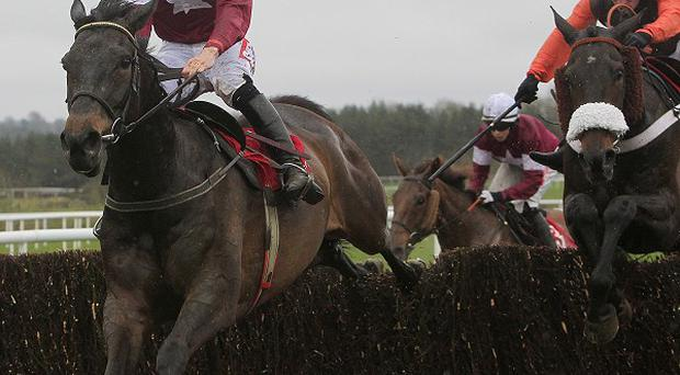 Sir Des Champs beats Long Run at Punchestown
