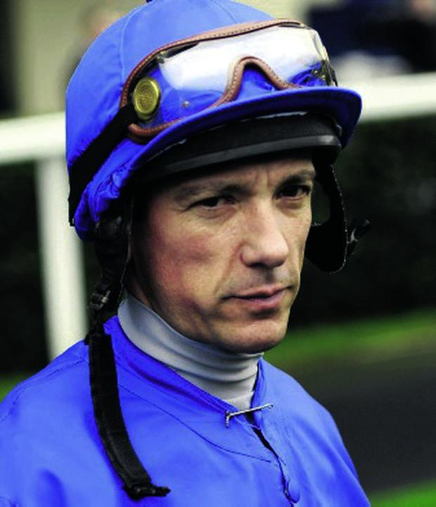 Frankie Dettori is desperate to race again